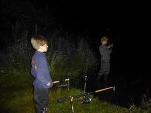 Die Kleinsten Nachtfischen